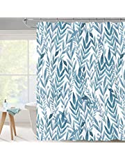 NICETOWN Printed Shower Curtain