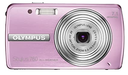 amazon com olympus stylus 760 7 1mp digital camera with dual image rh amazon com Olympus Stylus 720 SW Camera Olympus Camera Lens Section