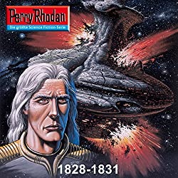 Edition Thoregon: Perry Rhodan 1828-1831