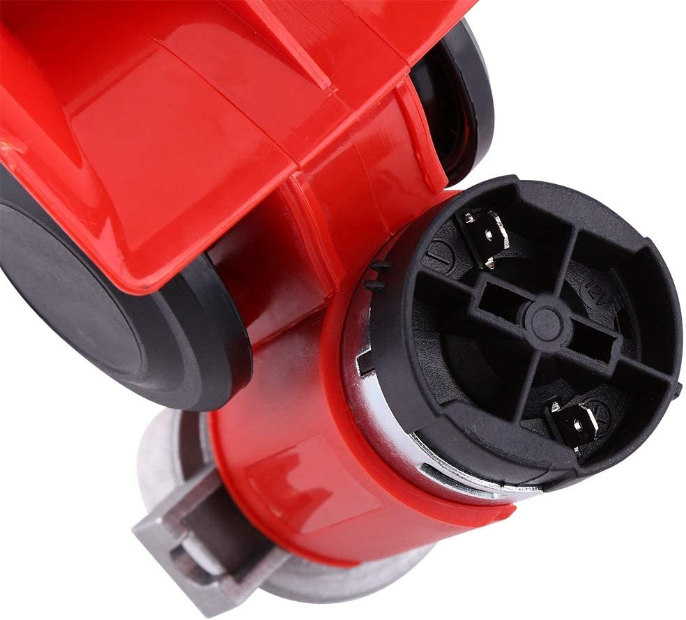 Flameer 12V Air Compressor for Air Horn Car//Truck//Vehicle