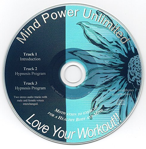 Love Your Workout Hypnosis / Guided Imagery CD - Love to Exercise! Get ()