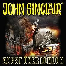 Angst über London (John Sinclair Sonderedition 3) Hörspiel von Jason Dark Gesprochen von: Frank Glaubrecht, Alexandra Lange