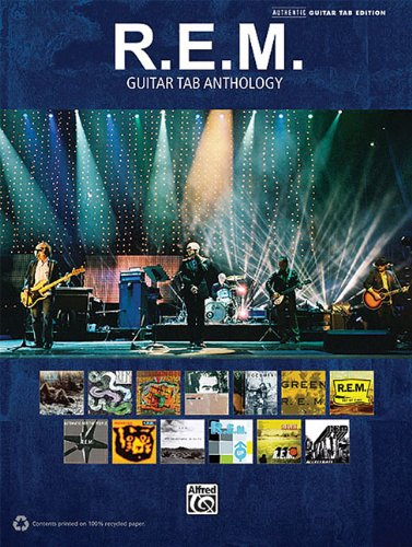 R.E.M. - Guitar Tab Anthology ()