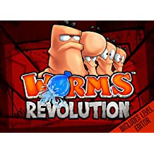 Worms Revolution [Online Game Code]