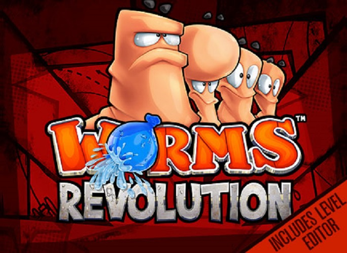 Worms Revolution [Online Game Code] by Team17