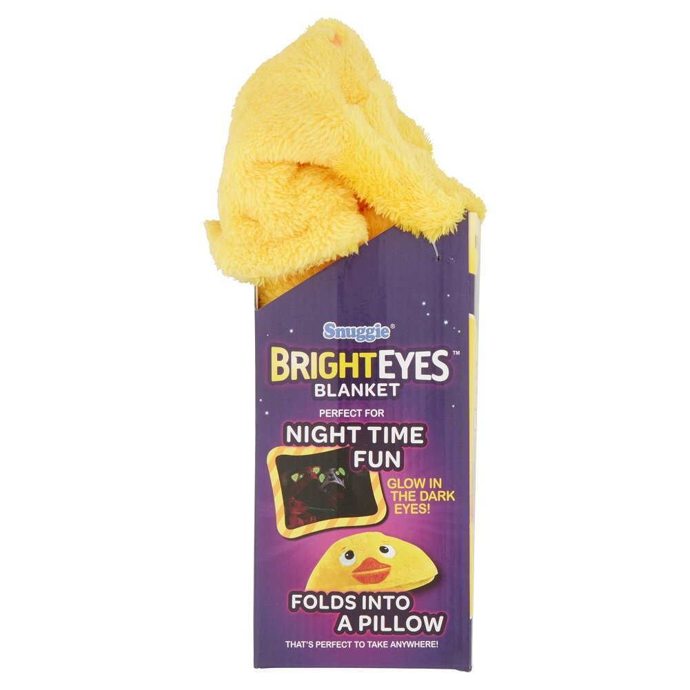 Amazon.com: Bright Eyes Kids Duck Deluxe Glow in the Dark Eyes ...