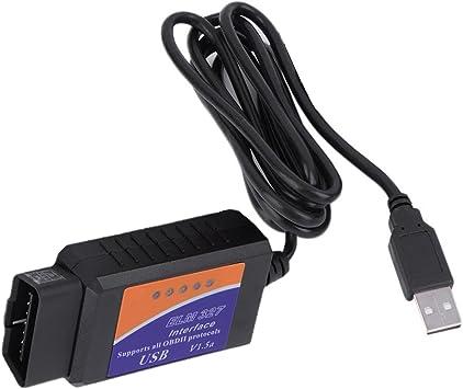MINI OBD2 ELM327 Bluetooth y Inal/ámbrico WIFI Interfaz Para COCHES MOTOR falta Esc/áner Probador Diagn/óstico Soporte Iphones Android par PC por Trimming SHOP