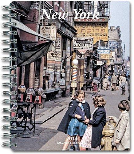 New York - 2014: Spiral Diary (Taschen Spiral Diaries)