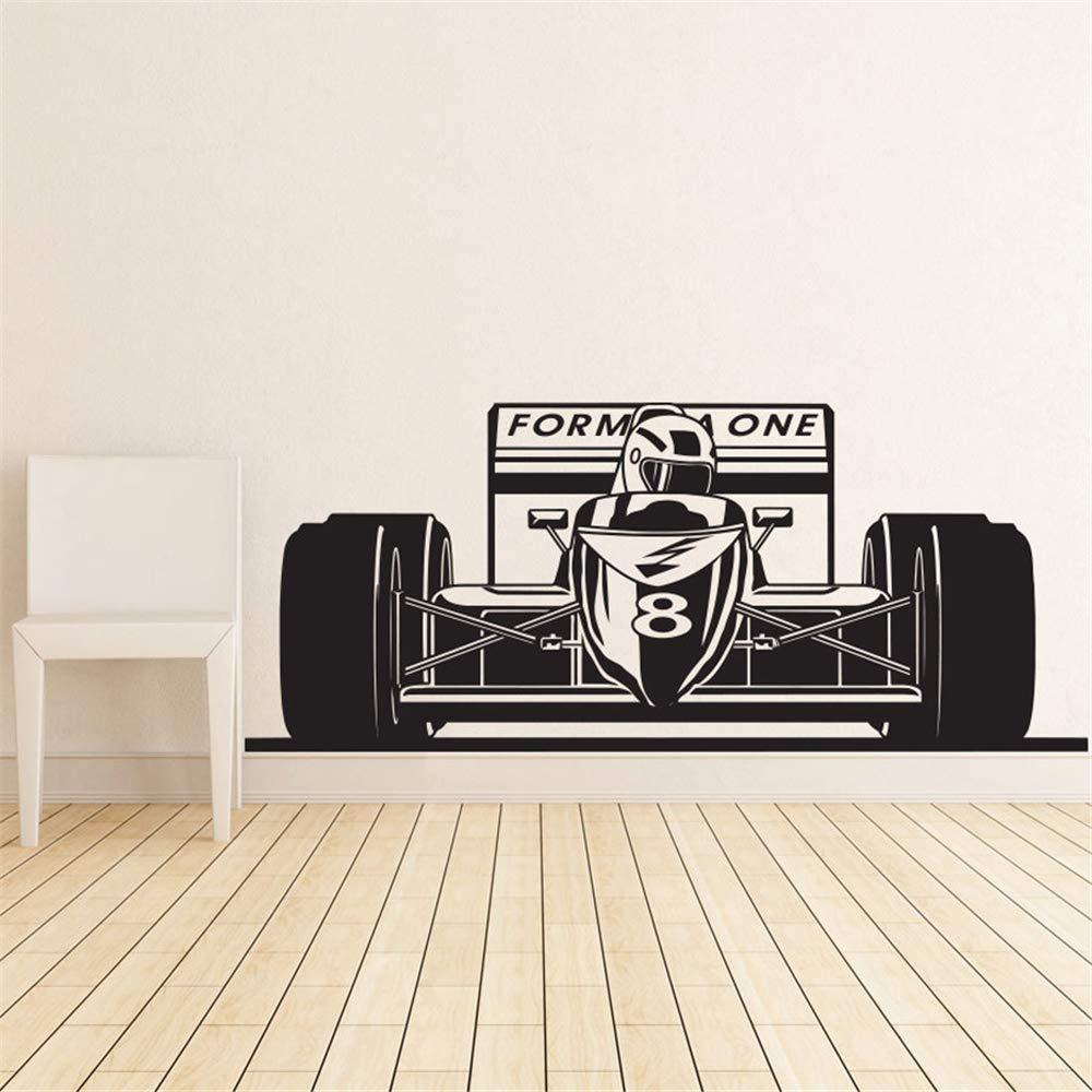 Carreras de coches de carreras deportivas tatuajes de pared de ...