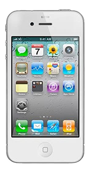 d70bb58fbcbe3e Image Unavailable. Image not available for. Colour  Apple iPhone 4S (White