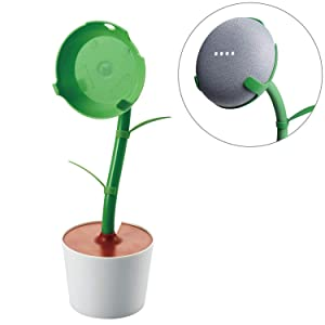 Elecom-Japan Brand-Google Home Mini Flower Stand Type AIS-GHMFLOWER