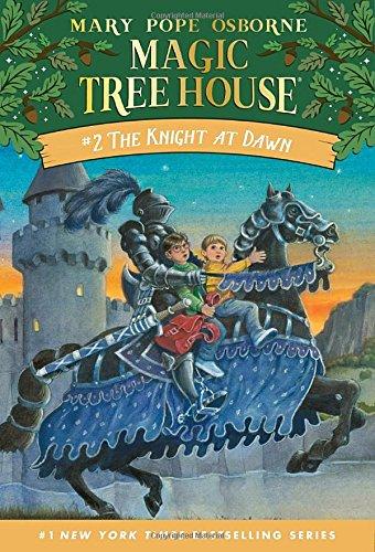 The Knight at Dawn (Magic Tree House (R))