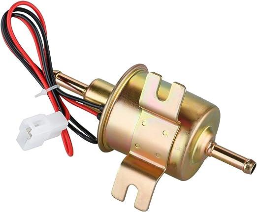 WASTUO de pointes pour moto guidon chrom/é compatible avec moteur m/étriques v/élos soies avec poign/ées 2,5 cm dacc/él/érateur Bar Extr/émit/és