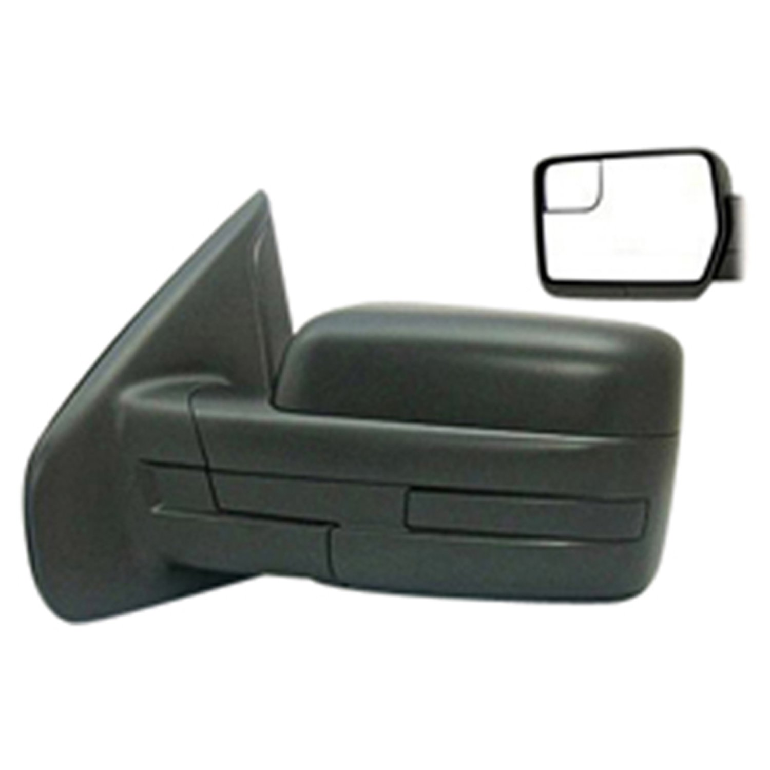 Partslink FO1320408 Multiple Manufacturers OE Replacement Door Mirror Ford Pickup Ford F150 SVT Raptor 2011-2014
