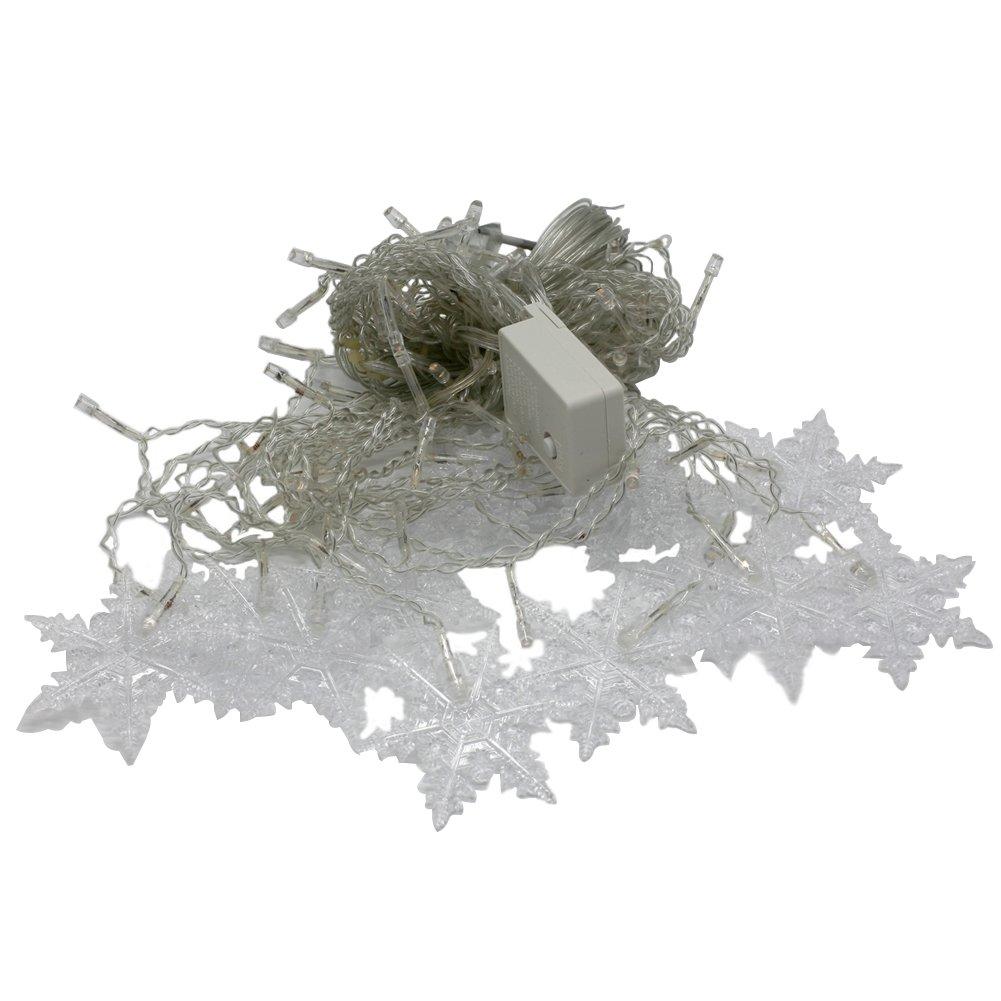 BUOCEANS 3.5 x 0.8 m LED Catena Luminosa Luci Di Natale Image 5