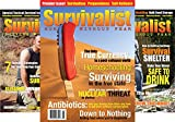 img - for Survivalist Magazine (27 Book Series) book / textbook / text book