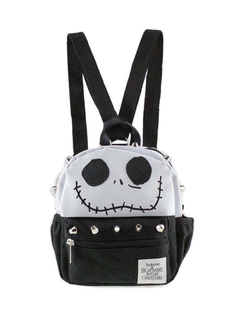 "Nightmare Before Christmas Jack 8/"" Small 2-in-1 Cross-body bag// Mini Backpack"