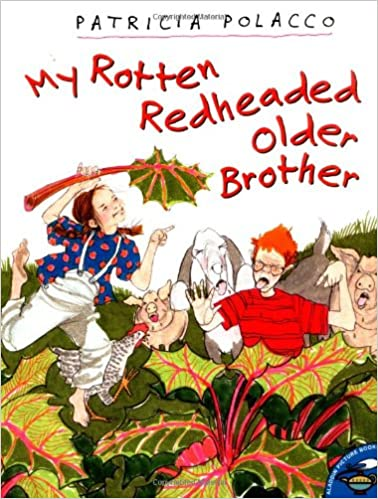 My Rotten, Redheaded, Older Brother Aladdin Picture Books: Amazon ...