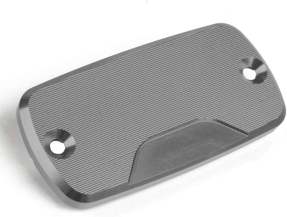 Front Brake Reservoir Cap Cover CNC Alu For HONDA CB650R 2018-2019 XADV 2017-2019 CB 650F 2016-2018 CB 600F 2009-2014 650F 2016-2018 NC 750 S//X all year NC 700 S//X all year Titanium