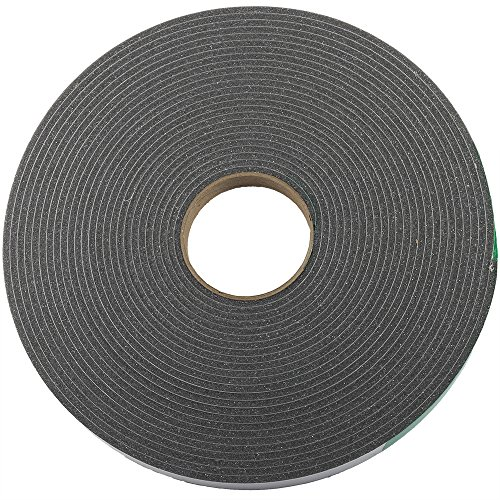 Ultrafino 208 inches Roll Hat Size Reducer Sizing Foam Filler Adhesive Tape