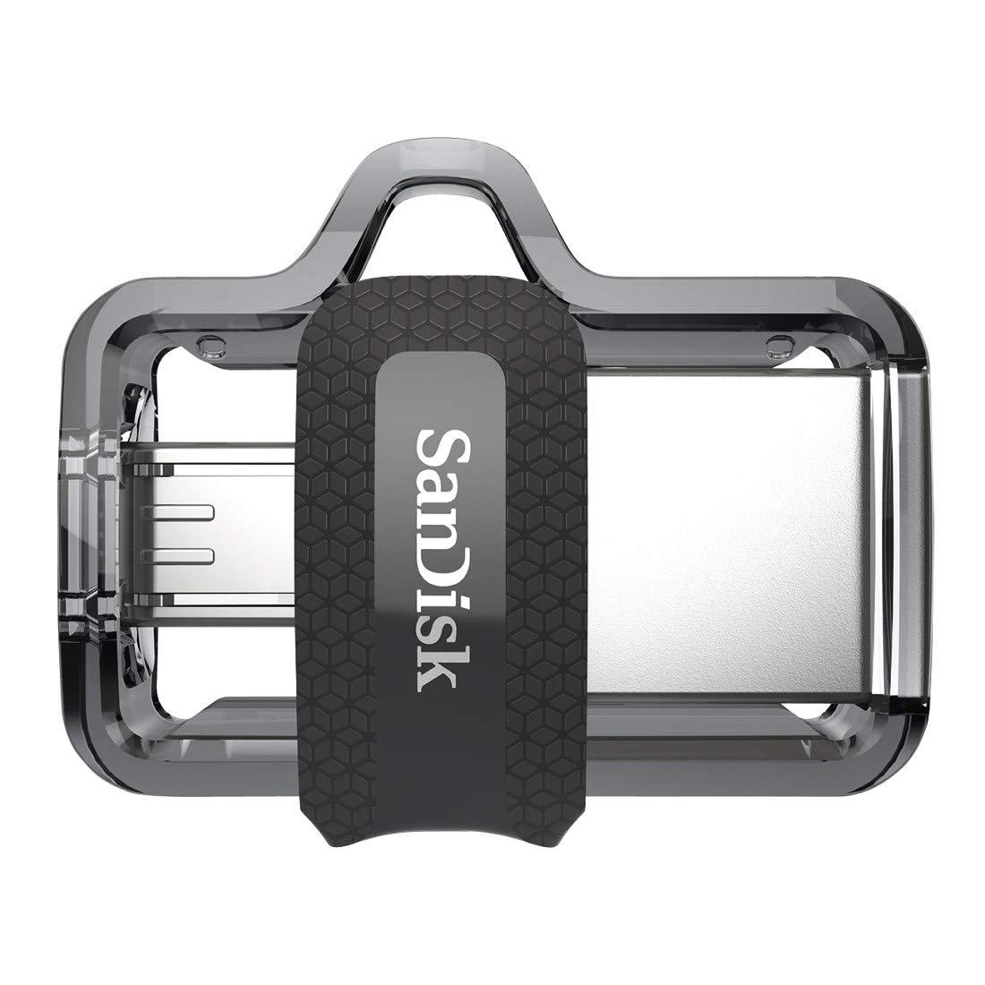 SanDisk Ultra 128GB Dual USB Flash Drive USB M3.0 up to 150 MB//s