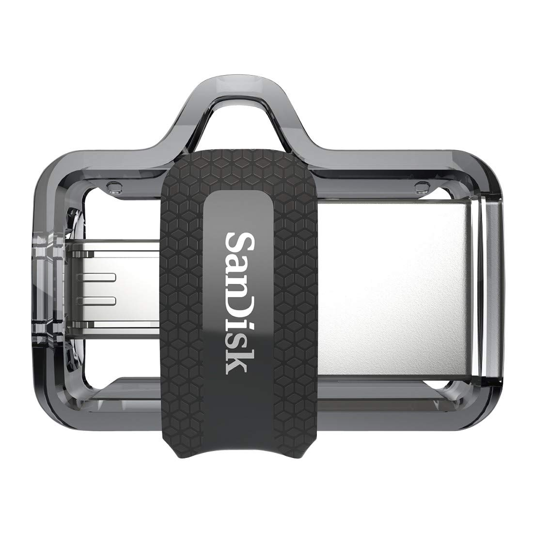 SanDisk 256GB Ultra Dual Drive m3.0 for Android Devices and Computers - microUSB, USB 3.0 - SDDD3-256G-G46 by SanDisk (Image #2)