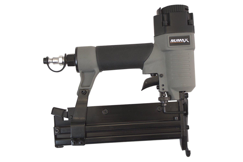 NuMax S2-118G2 18-Gauge 2-in-1 Brad Nailer and Stapler S2118G2