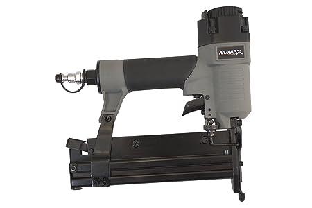NuMax S2-118G2 18-Gauge 2 In 1 Brad Nailer and Stapler - James