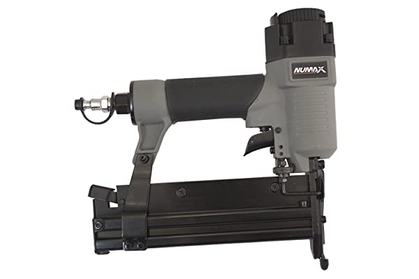NuMax S2-118G2 18-Gauge 2 In 1 Brad Nailer and Stapler Ergonomic