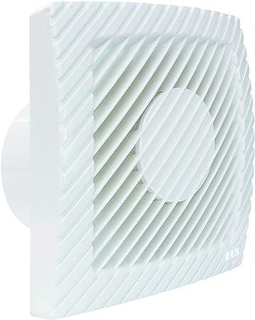 Aspiratore Elettrico A Muro Lux 100 Fumo Odori Per Cucina Bagno 110 Mc H Amazon It Fai Da Te