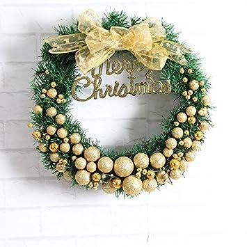 Générique Neuf Productchristmas Couronne New Mini Boules De Noël