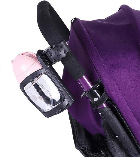 Accesorios para portabotellas para cochecito de bebé soporte