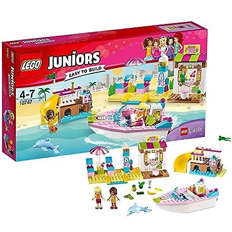 Lego 10747 Juniors Andrea And Stephanies Beach Holiday Lego
