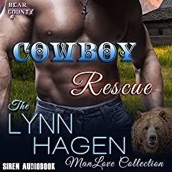 Cowboy Rescue: Bear County 4