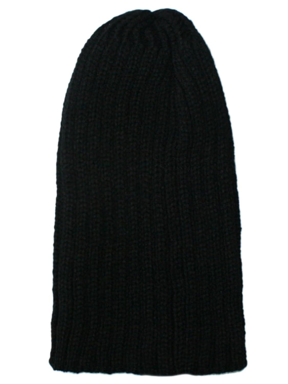 Unisex casual Strick Soft Feel Slouch Beanie Ski Hat
