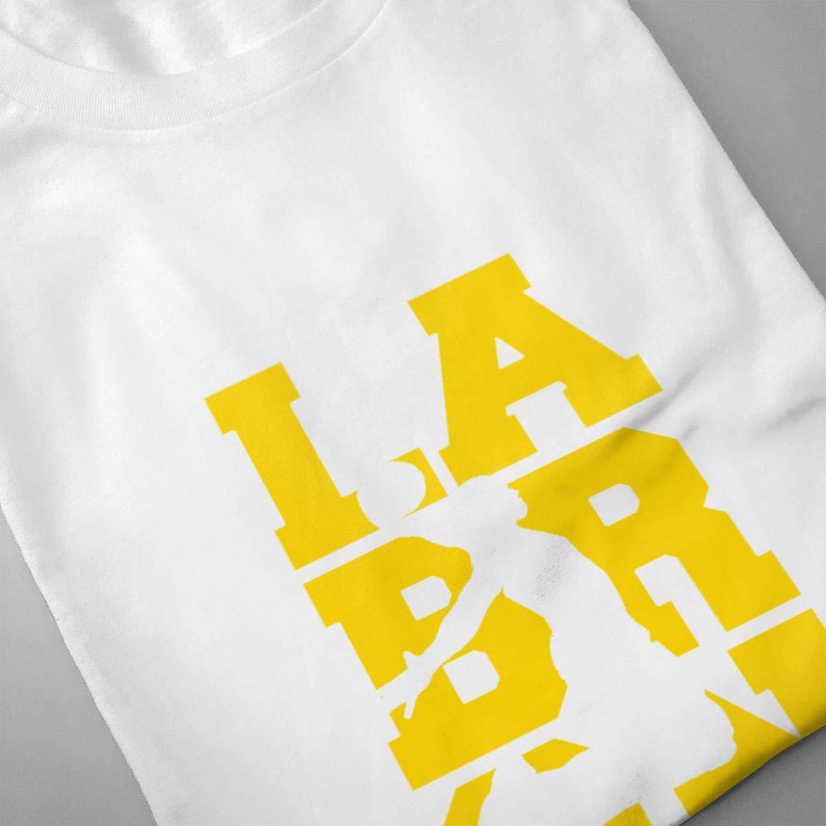 new arrival 04142 eb0b9 DLAZANA 2K19 King LAbron James Lakers Mens LBJ Shirt ...