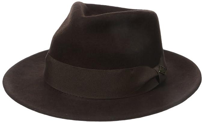 Goorin Bros. F. Fratelli Fedora Sombrero de Fieltro para Hombre ... 4f9b40fcdef
