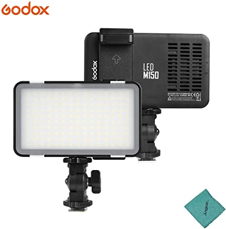 Godox LEDM150 Mini LED Video Light 5600K Fotografía Regulable Luz ...