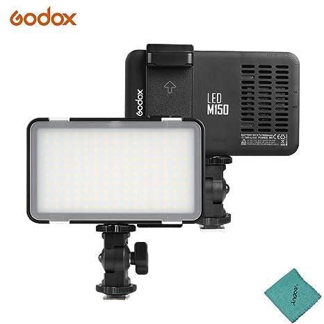 Godox LEDM150 Mini LED Video Light 5600K Fotografía Regulable Luz ...