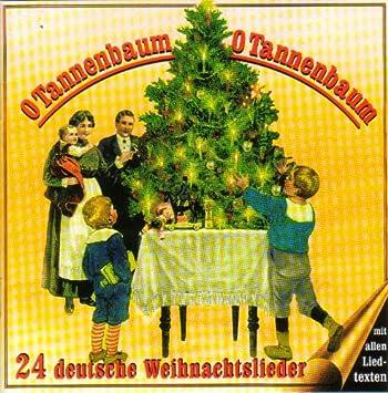 O Tannenbaum Lied Text.Various Artists O Tannenbaum O Tannenbau Amazon Com Music