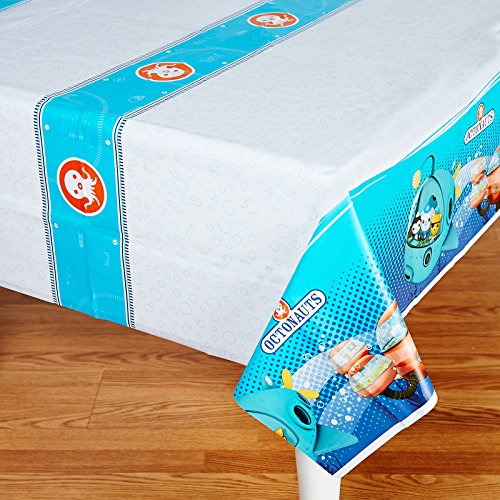 BirthdayExpress The Octonauts Party Supplies - Plastic Table