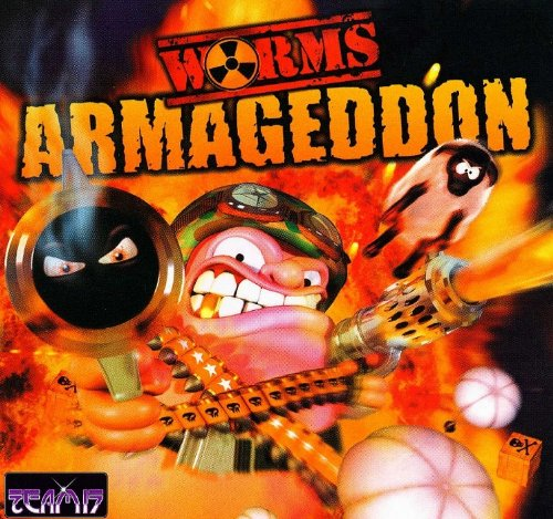 Worms Armageddon Online Game Code product image