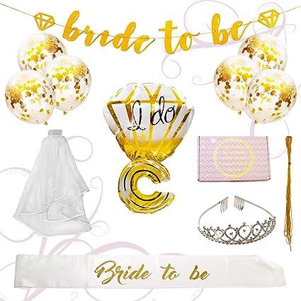 Amazon Com Bachelorette Party Decorations Bridal Shower