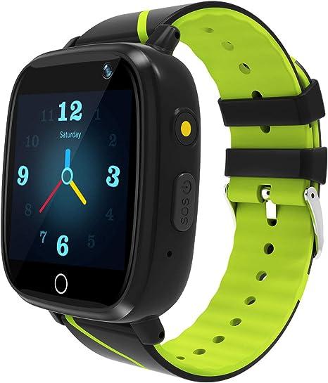 Amazon.com: Reloj inteligente para niños con GPS ...