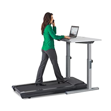 Charmant Amazon.com : LifeSpan TR1200 DT5 Treadmill Desk : Exercise Treadmills :  Sports U0026 Outdoors