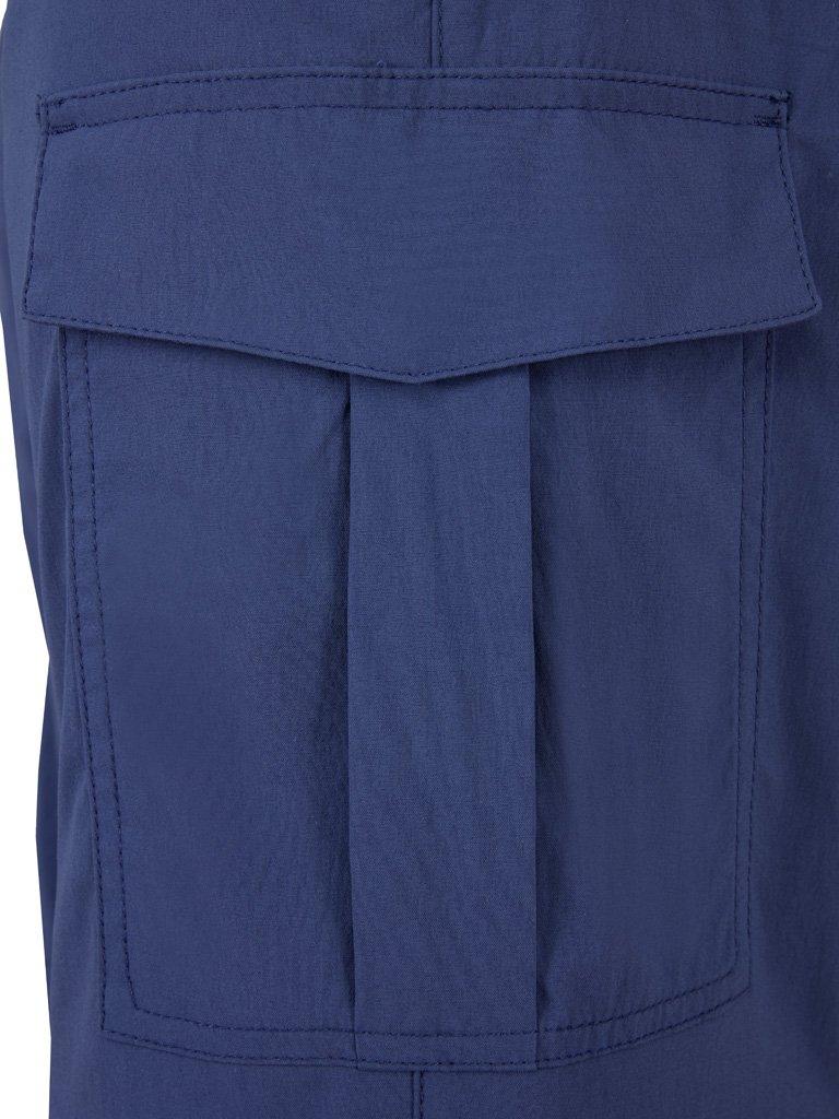 Jeff Green Mens Phil Lightweight Elasticated Quick-Drying Outdoor Trekking Zip-Off Functional Trousers