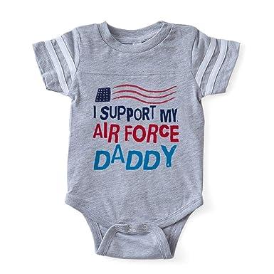 Amazon.com: CafePress Air Force Daddy - Balón de fútbol para ...