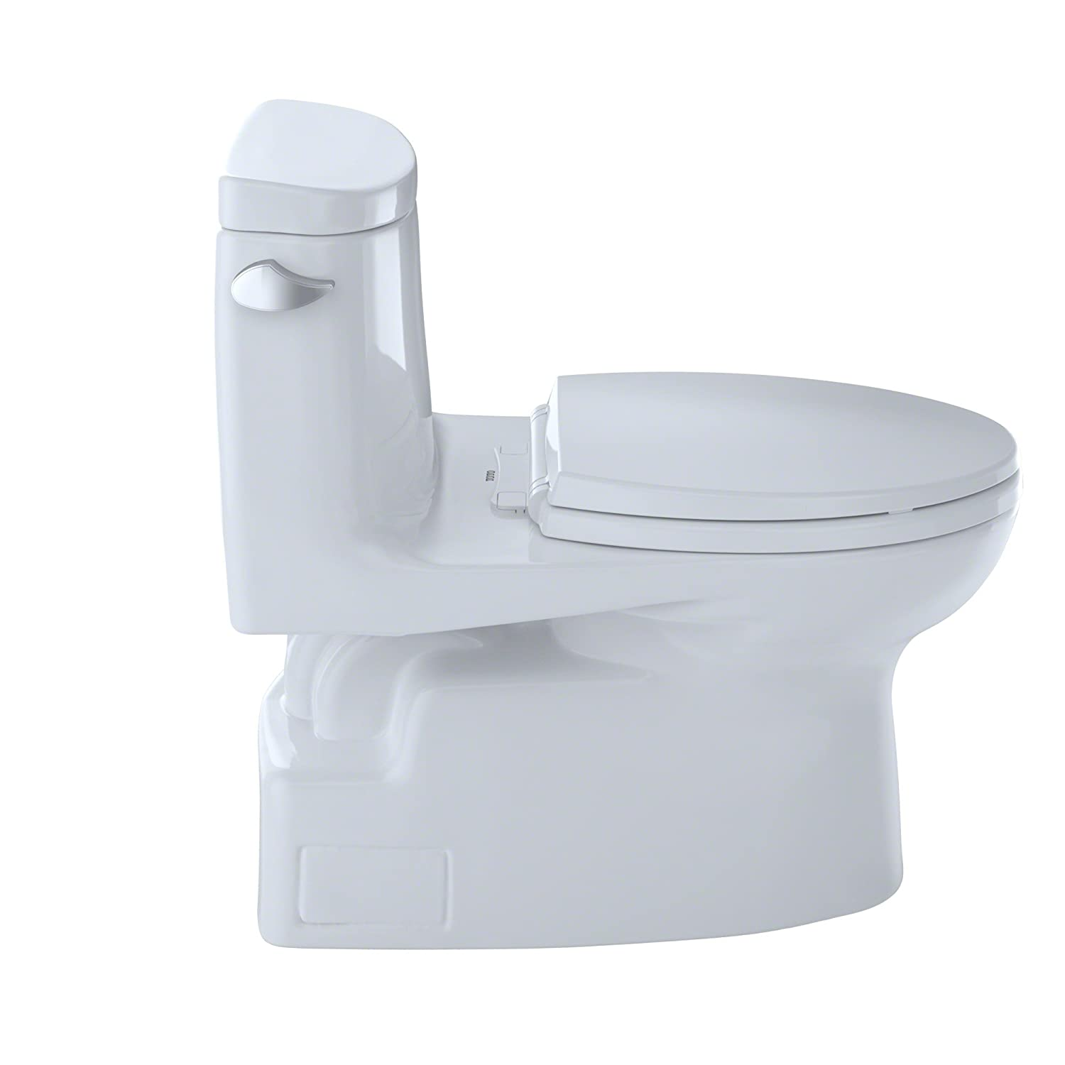 Toto MS614114CEFG#11 Carlyle-2 One-Piece High-Efficiency Toilet with ...
