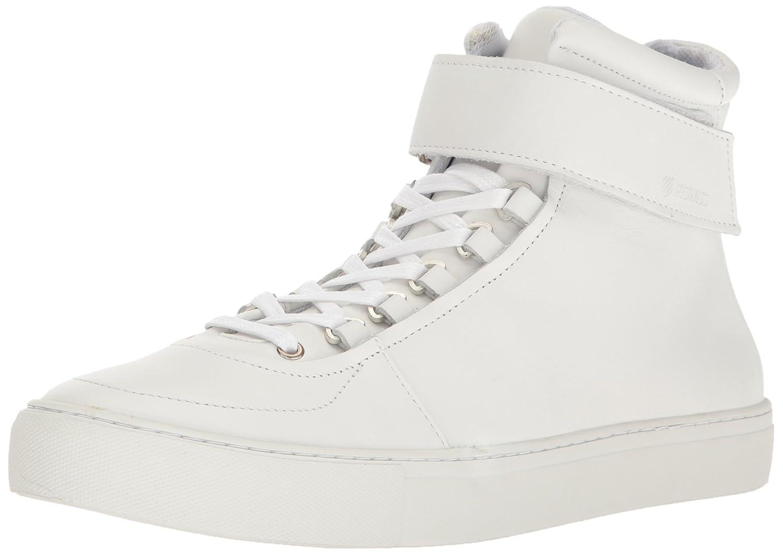 K-Swiss Men's High Court Fashion Sneaker B01K8DRC3Q 15 D(M) US|White/Off White