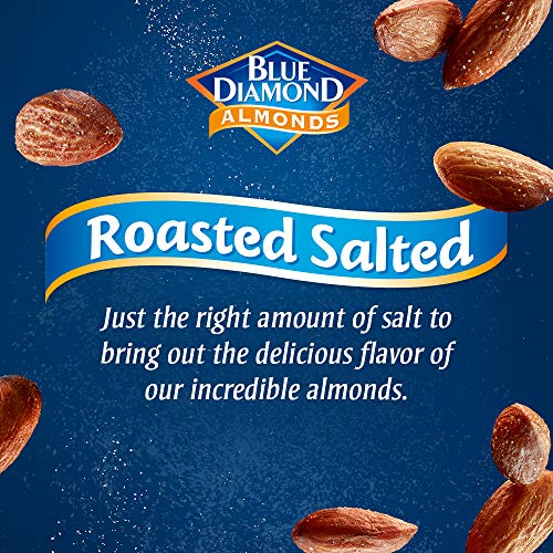 Blue Diamond Almonds, Roasted Salted, 16 Ounce (Pack of 3) by Blue Diamond Almonds (Image #2)